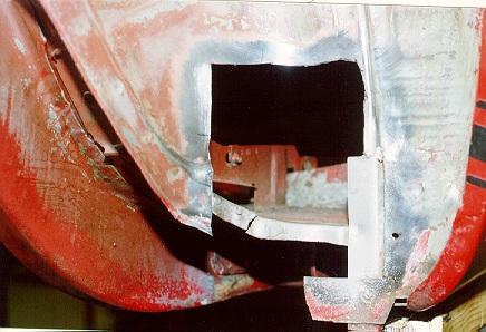 Midlife Rust Repairs, Part I