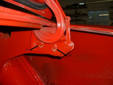 Ford Panama City >> Adjusting Trunk Lid Spring-back Pressure - Vintage Mustang ...